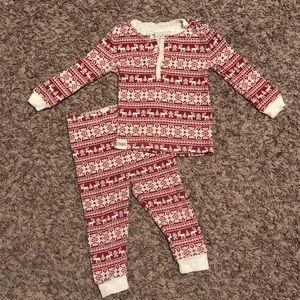 Baby Ralph Lauren Christmas Jammies